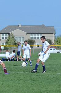 Oswego East Jv boys soccer Vs Lockport 2012 015