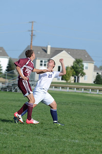 Oswego East Jv boys soccer Vs Lockport 2012 009