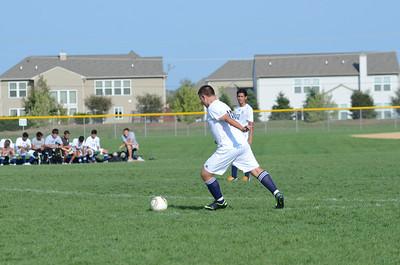 Oswego East Jv boys soccer Vs Lockport 2012 019