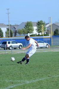 Oswego East Jv boys soccer Vs Lockport 2012 001