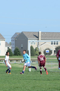 Oswego East Jv boys soccer Vs Lockport 2012 025