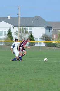 Oswego East Jv boys soccer Vs Lockport 2012 034