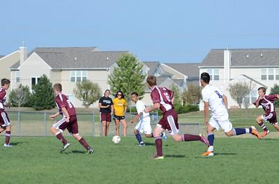 Oswego East Jv boys soccer Vs Lockport 2012 004