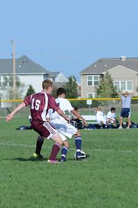 Oswego East Jv boys soccer Vs Lockport 2012 016