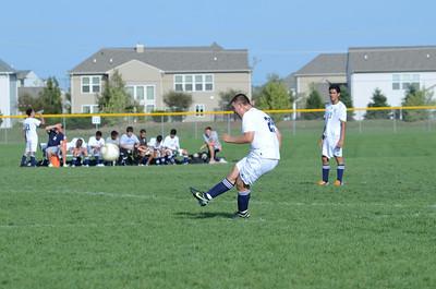 Oswego East Jv boys soccer Vs Lockport 2012 021