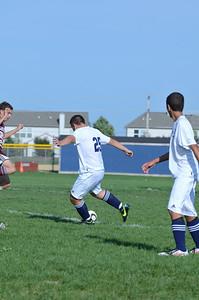 Oswego East Jv boys soccer Vs Lockport 2012 042