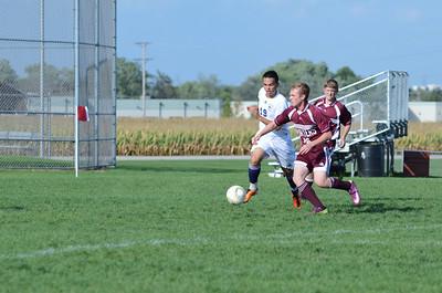 Oswego East Jv boys soccer Vs Lockport 2012 006