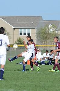 Oswego East Jv boys soccer Vs Lockport 2012 049