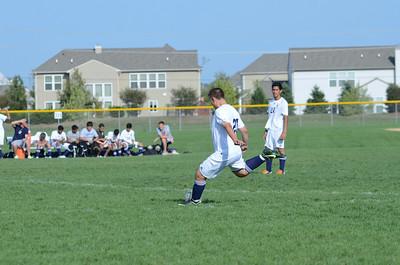 Oswego East Jv boys soccer Vs Lockport 2012 020