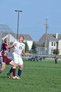 Oswego East Jv boys soccer Vs Lockport 2012 008