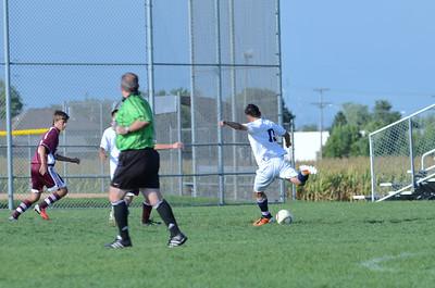 Oswego East Jv boys soccer Vs Lockport 2012 064