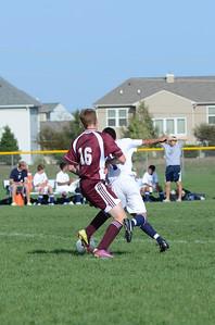 Oswego East Jv boys soccer Vs Lockport 2012 017