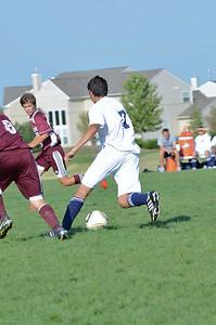 Oswego East Jv boys soccer Vs Lockport 2012 037