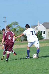 Oswego East Jv boys soccer Vs Lockport 2012 038