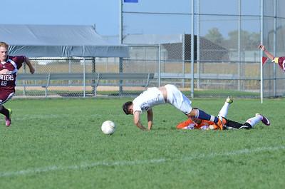 Oswego East Jv boys soccer Vs Lockport 2012 007