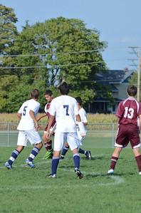 Oswego East Jv boys soccer Vs Lockport 2012 029