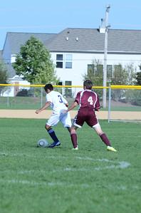 Oswego East Jv boys soccer Vs Lockport 2012 002