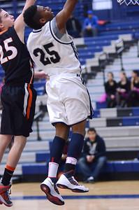 Oswego East Boys Basketball Vs Minooka (Senior Night 2013) 007