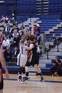 Oswego East Boys Basketball Vs Minooka (Senior Night 2013) 021