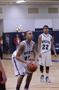 Oswego East Boys Basketball Vs Minooka (Senior Night 2013) 028