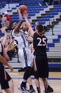 Oswego East Boys Basketball Vs Minooka (Senior Night 2013) 002