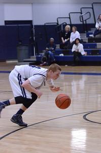 Oswego East Boys Basketball Vs Minooka (Senior Night 2013) 023
