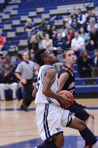 Oswego East Boys Basketball Vs Minooka (Senior Night 2013) 004