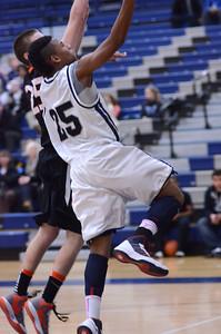Oswego East Boys Basketball Vs Minooka (Senior Night 2013) 006