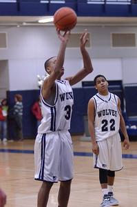 Oswego East Boys Basketball Vs Minooka (Senior Night 2013) 030