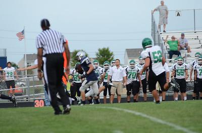 Oswego East football Vs Oak Lawn (Senior Night 2012) 037