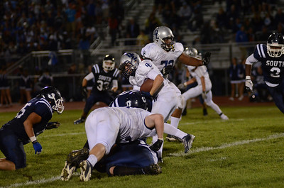 Oswego East Vs Plainfield So  Football 2012 1005