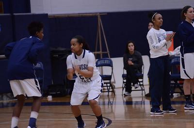 Oswego East Girls basketball Vs Naperville No  2012 245