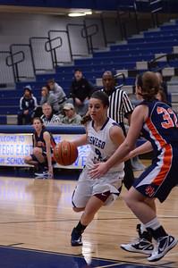 Oswego East Girls basketball Vs Naperville No  2012 266