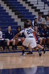 Oswego East Girls basketball Vs Naperville No  2012 262