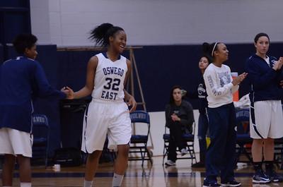 Oswego East Girls basketball Vs Naperville No  2012 246