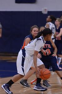 Oswego East Girls basketball Vs Naperville No  2012 255