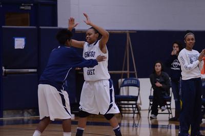 Oswego East Girls basketball Vs Naperville No  2012 248