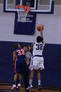 Oswego East Girls basketball Vs Naperville No  2012 257