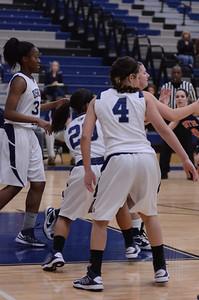 Oswego East Girls basketball Vs Naperville No  2012 264
