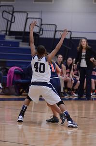 Oswego East Girls basketball Vs Naperville No  2012 261