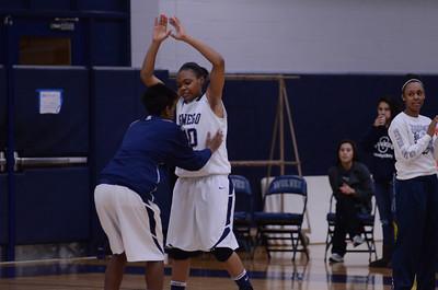 Oswego East Girls basketball Vs Naperville No  2012 249