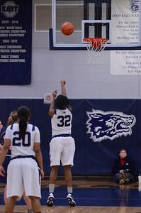 Oswego East Girls basketball Vs Naperville No  2012 260
