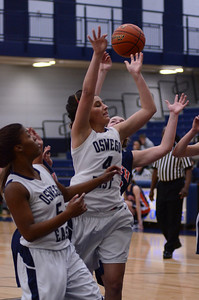 Oswego East Girls basketball Vs Naperville No  2012 271
