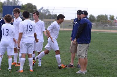 Oswego East Varsity Soccer Vs IMSA 2012 030