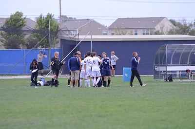 Oswego East Varsity Soccer Vs IMSA 2012 003