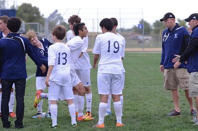 Oswego East Varsity Soccer Vs IMSA 2012 019