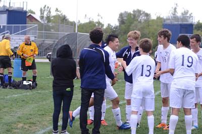 Oswego East Varsity Soccer Vs IMSA 2012 034