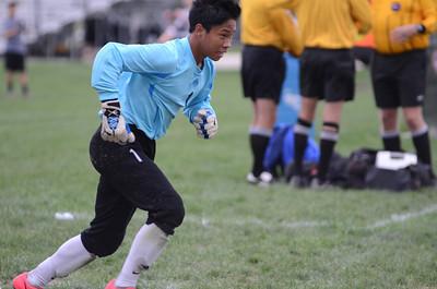 Oswego East Varsity Soccer Vs IMSA 2012 009