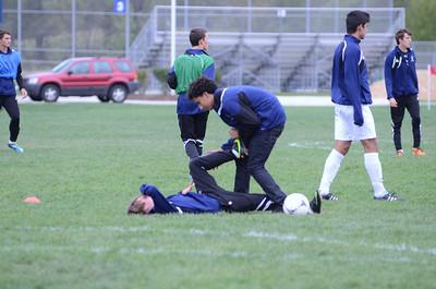 Oswego East Varsity Soccer Vs IMSA 2012 001