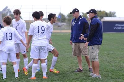 Oswego East Varsity Soccer Vs IMSA 2012 020